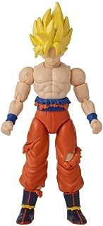 Dragon Ball Z Dragon Stars Super Saiyan Goku Battle Damaged Exclusive Action Figure