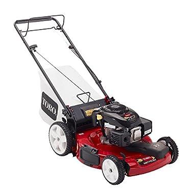 22 in. Toro High Wheel Variable Speed Self-Propelled Gas Lawn Mower