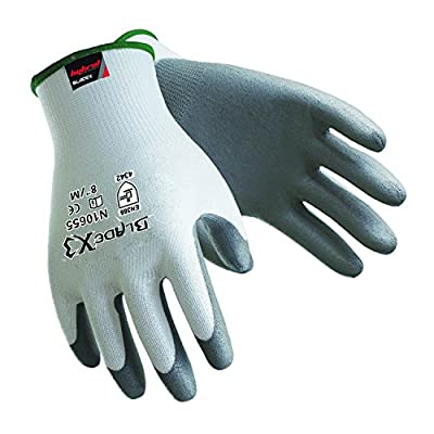 SAFETY-INXS Durable Work Gloves Breathable, Washable Cut Resistant Gloves, Safety Gloves for Work Automotive, High Wear Resistance