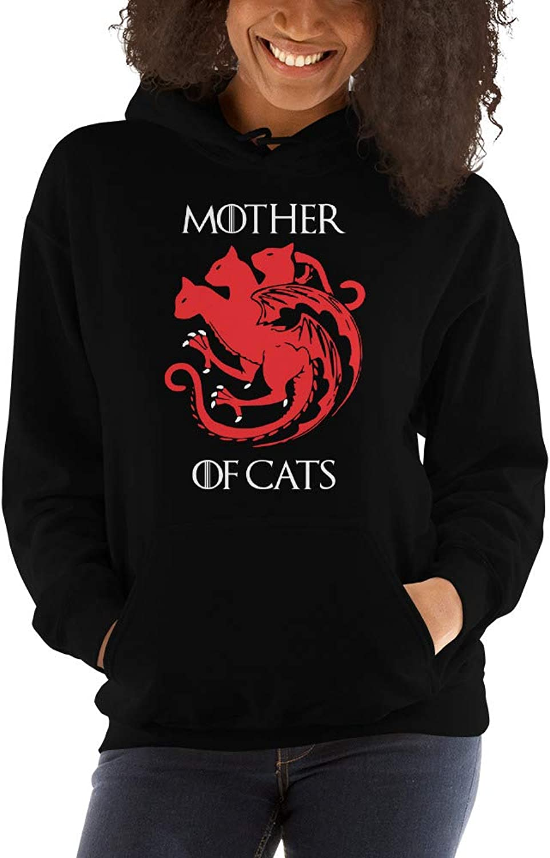 - Atledpro Mother Mother Mother of Cats - Gildan 18500 Unisex Heavy Blend Hooded Sweatshirt c20a72
