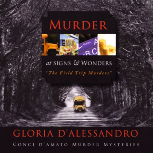 Murder at Signs and Wonders audiobook cover art
