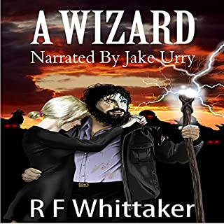 A Wizard cover art