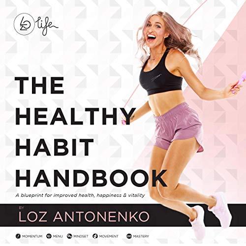 The Healthy Habit Handbook cover art