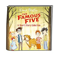 tonies Audio Character for Toniebox, The Famous Five: A Short Story Collection, Audio Book Story Collection for Children for Use with Toniebox Music Player (Sold Separately) #3