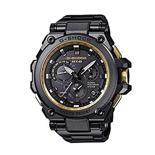 Casio MTG-G1000GB-1A - Orologio analogico G-Shock da uomo, con movimento resistente, in acciaio inox/resina