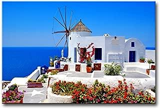 Best oil paintings of santorini greece Reviews