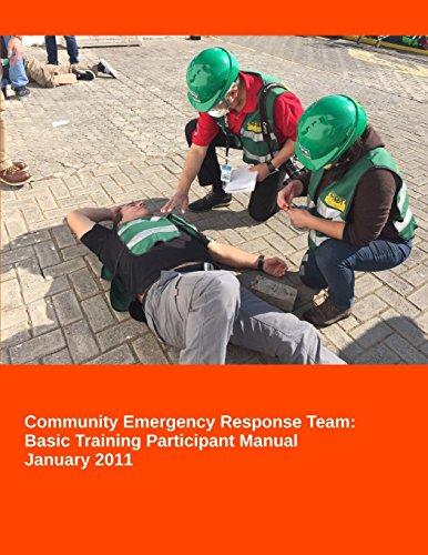Community Emergency Response Team: Basic Training Participants Manual