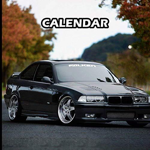 Bmw E36 Fan Calendar 2022 Planner Journal