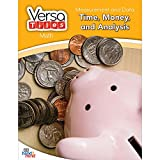 VersaTiles Math Books Grade 2 (Measurement and Data: Time, Money, and Analysis)