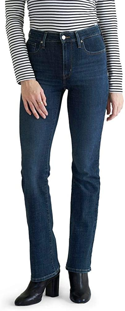 Levi's Large-scale sale Women's 725 High Jeans Now on sale Rise Bootcut