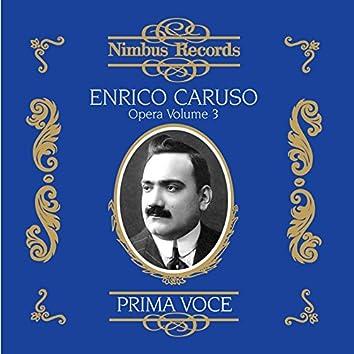 Caruso in Opera, Vol. 3
