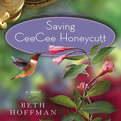 Saving Ceecee Honeycutt  audiobook cover art