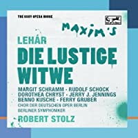 Die Lustige Witwe - The Sony Opera House by Robert Stolz (2012-01-17)