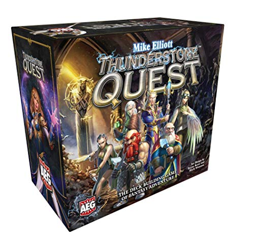 Alderac Entertainment ALD06261 Thunderstone Quest, Mehrfarbig