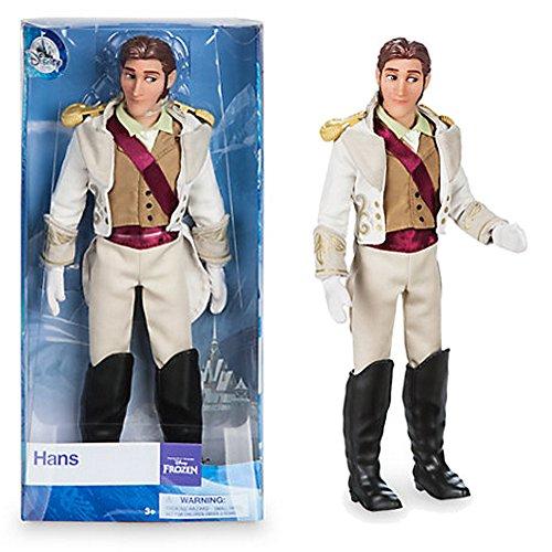 Official Disney Frozen 30cm Hans Classic Doll Figure