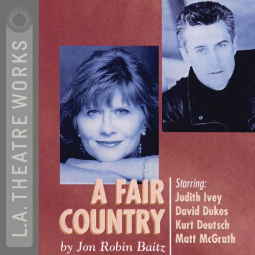 A Fair Country audiobook cover art