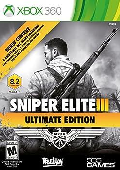 Best sniper elite xbox 360 Reviews