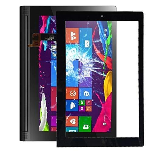 GGQQ TKYY Panel táctil AYCD para Lenovo Yoga Tablet 2/1051 / 1051L (Negro) (Color : Black)