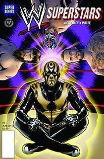 WWE ONGOING #6 COMIC BOOK