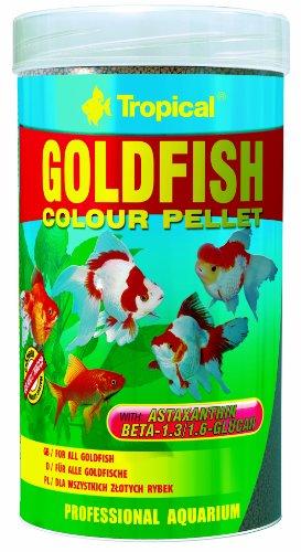 Tropical Tadeusz Ogrodnik GOLDFISH COLOUR PELLET gr.90/ml.250