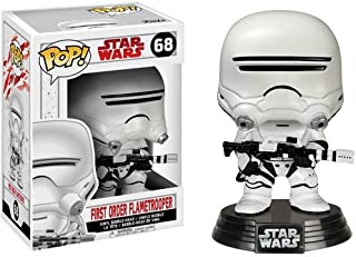 Funko POP! Star Wars: The Last Jedi - First Order Flametrooper - Collectible Figure