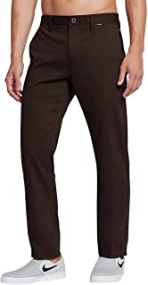 Hurley Dri-Fit Worker Pant - Mens Ale Brown, 40