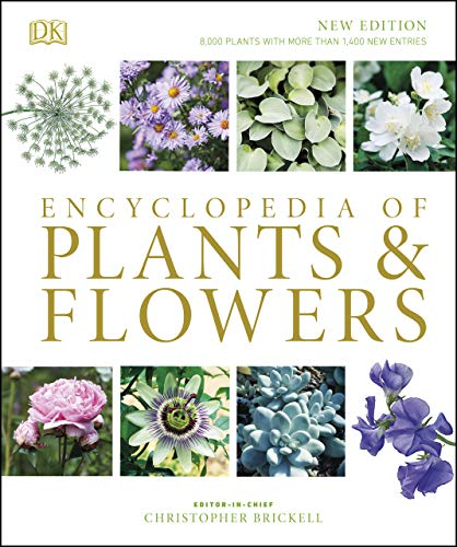 Encyclopedia of Plants and Flowers by [Christopher Brickell]