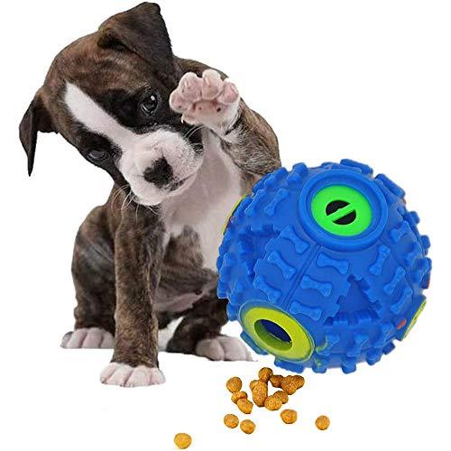 Leuk speelgoed ballen kleurrijke Huisdier Hond Kat gebit, de puzzel bal voedsel, IQ enhancer,S