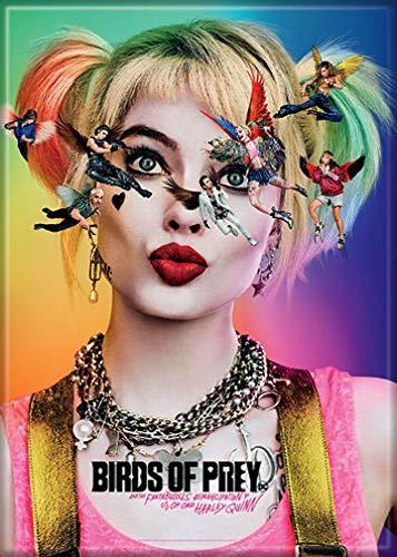 51zMMOZMeUL Harley Quinn Birds of Prey Posters