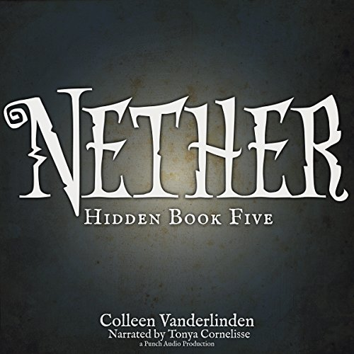 Nether: Hidden Book Five audiobook cover art
