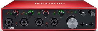 Focusrite SCARLETT 18I8 Interface de Áudio