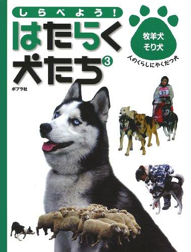 しらべよう!はたらく犬たち 3 牧羊犬・そり犬