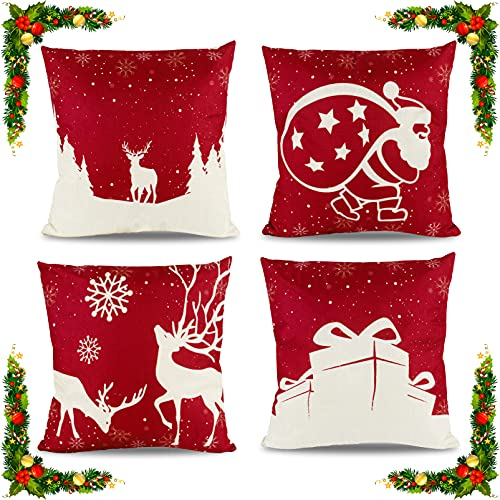 Cojines Sofas Decoracion Fundas 45x45 Navidad y Accesorios Decorativos Para...