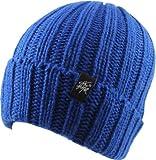 Revive Online City Hunter - Sombrero de punto retro, color azul