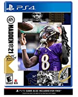 Madden NFL 21 - Deluxe Edition (輸入版:北米) - PS4
