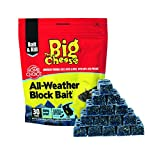 The Big Cheese STV213 All-Weather Block Bait 30 x 10g, Blue