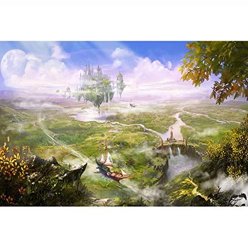 Puzzel Voor Volwassenen, 1000/1500 Stukjes Houten Puzzel, Luchtruim Ruimteschip, Volwassen Kinderen Educatief Speelgoed Beste Vakantie Cadeau Decoratie -4.9 (Size : 1500 pieces)