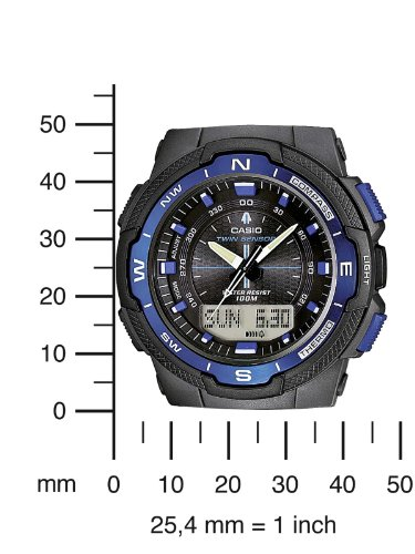 Montre Homme Casio Collection SGW-500H-2BVER