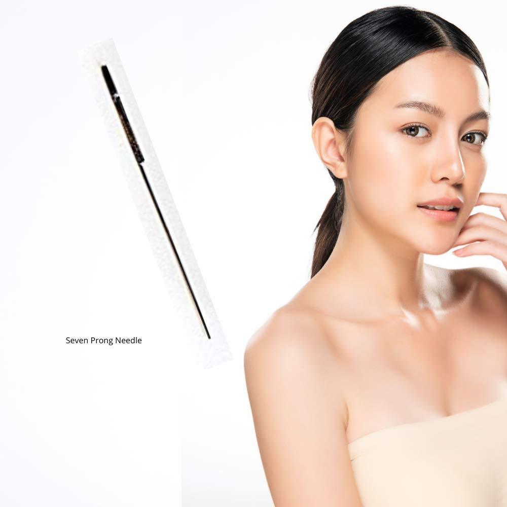 Cheap SALE Start KP Permanent Makeup Disposable Seven Ranking TOP17 Box Needles Round Prong -