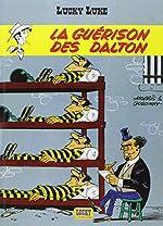 Lucky Luke, tome 12 - La guérison des Dalton de Morris