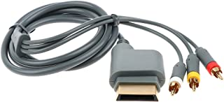 Homyl Cable De Audio Y Video para La Consola De Juegos Micro