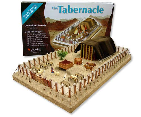 Tabernacle Model Kit - Teaching and learning resource - Old testament - Sanctuary Model Kit