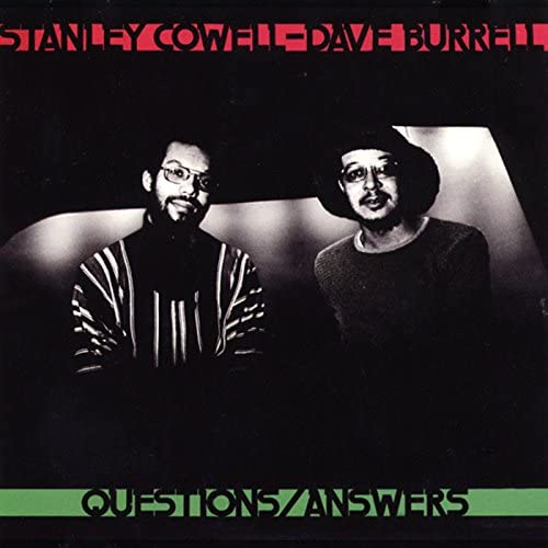 Stanley Cowell & Dave Burrell