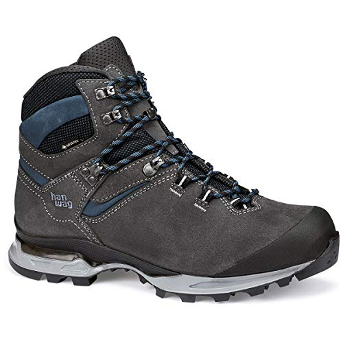 Hanwag Men's Tatra Light Wide GTX Boots, blue, UK 10.5