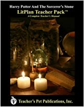 Harry Potter and the Sorcerer's Stone LitPlan - A Novel Unit Teacher Guide With Daily Lesson Plans (LitPlans on CD)