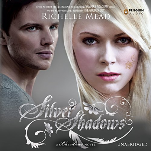 Silver Shadows audiobook cover art