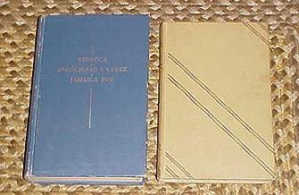 Old Novels The Hucksters, The Three Romantic Novels of Cornwell Rebecca 1946, Frenchman's Creek, Jamaica Inn 1942