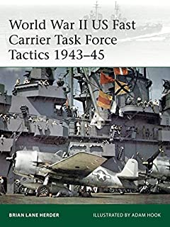 World War II US Fast Carrier Task Force Tactics 1943–45 (Elite)