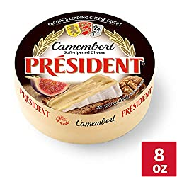 President, Domestic Camembert Cheese, 8 oz