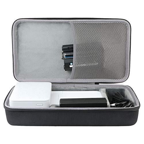 co2CREA Harte reiseschutzhülle Etui Tasche für HP Sprocket Studio Fotodrucker (Nur Hülle)